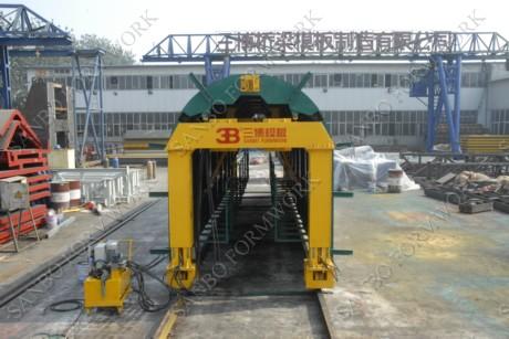 衬砌台车(隧道模板)